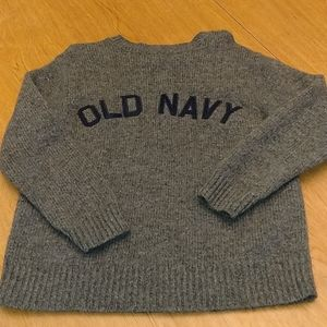 Old Navy boys sweater, size 5